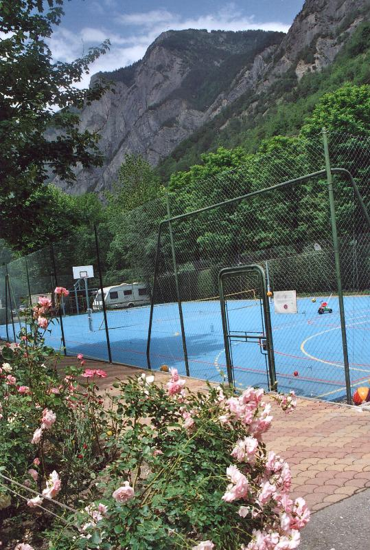Sport activities Camping Sites et Paysages A LA RENCONTRE DU SOLEIL - BOURG D'OISANS