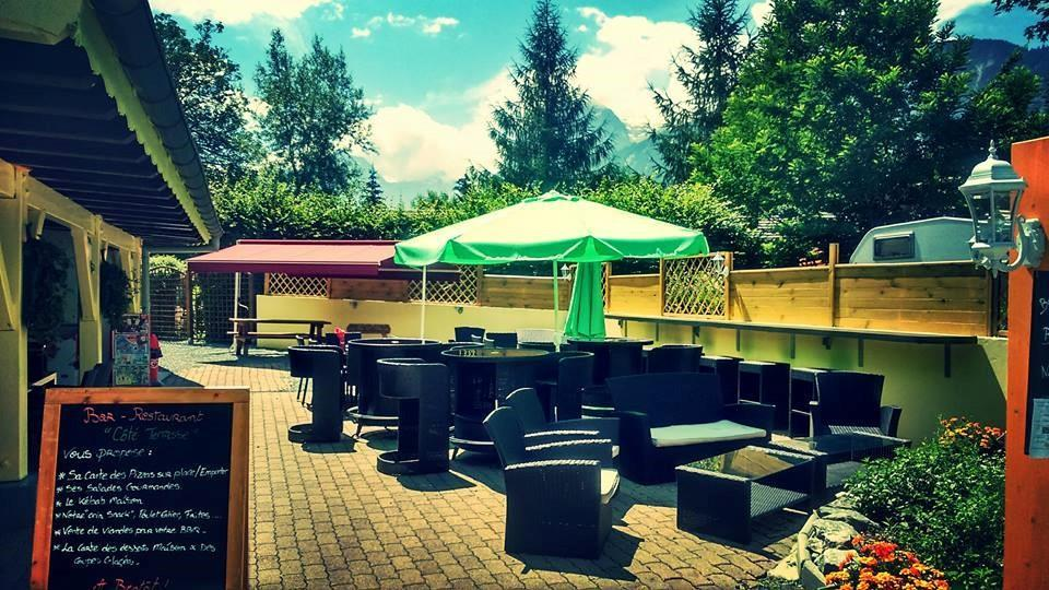 Services & amenities Camping Sites et Paysages A LA RENCONTRE DU SOLEIL - BOURG D'OISANS