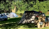 Pitch - Nature Package (1 tent, caravan or motorhome / 1 car) - Camping des Papillons