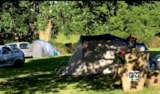 Pitch - Comfort Package (1 tent, caravan or motorhome / 1 car / electricity) - Camping des Papillons