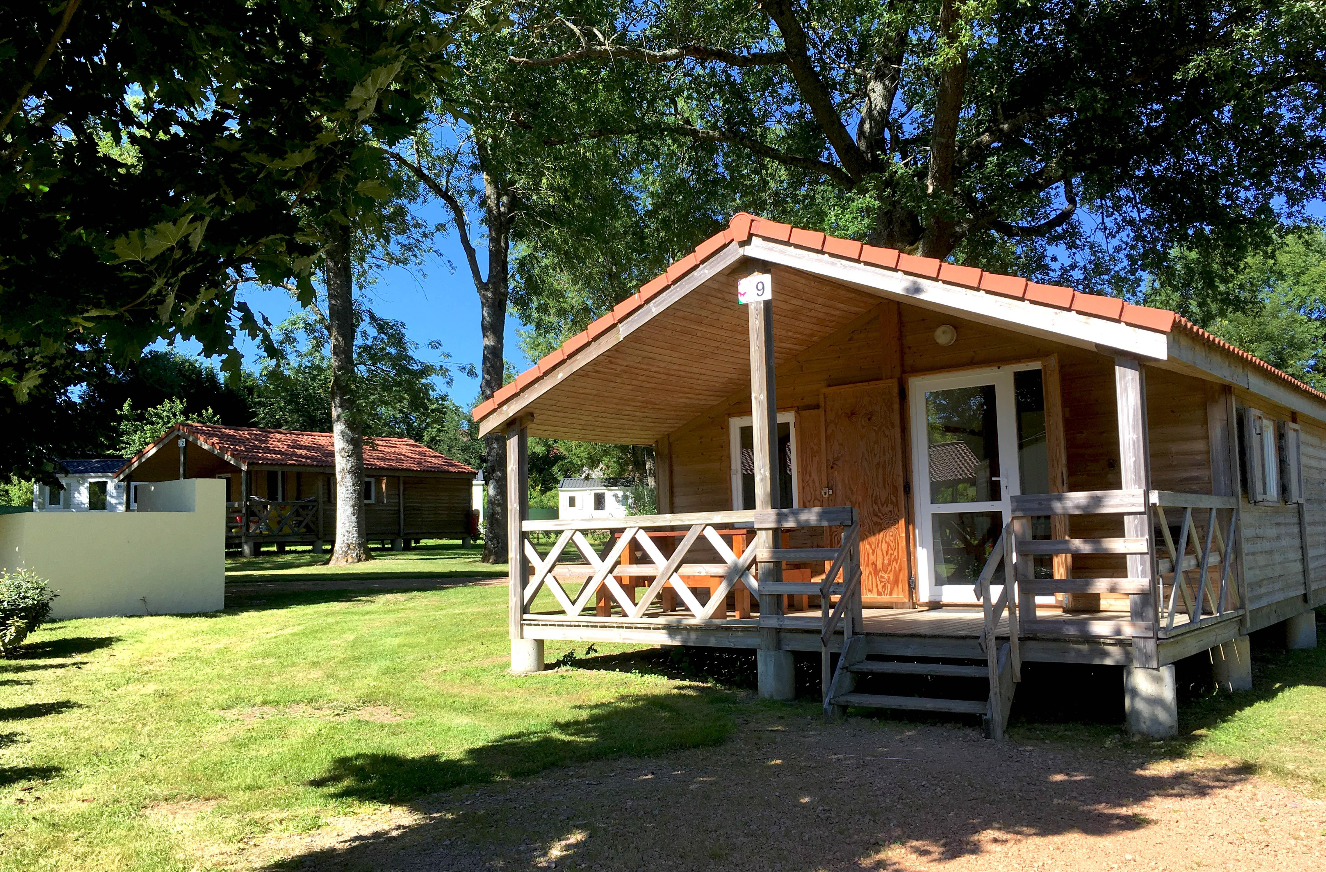 Huuraccommodaties - Chalet - Camping des Papillons
