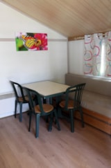 Rental - Chalet adapted to the people with reduced mobility - Camping des Papillons