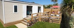 Location - Mobil-Home Cottage 2 Chambres 30M² - Camping Le Grand Large