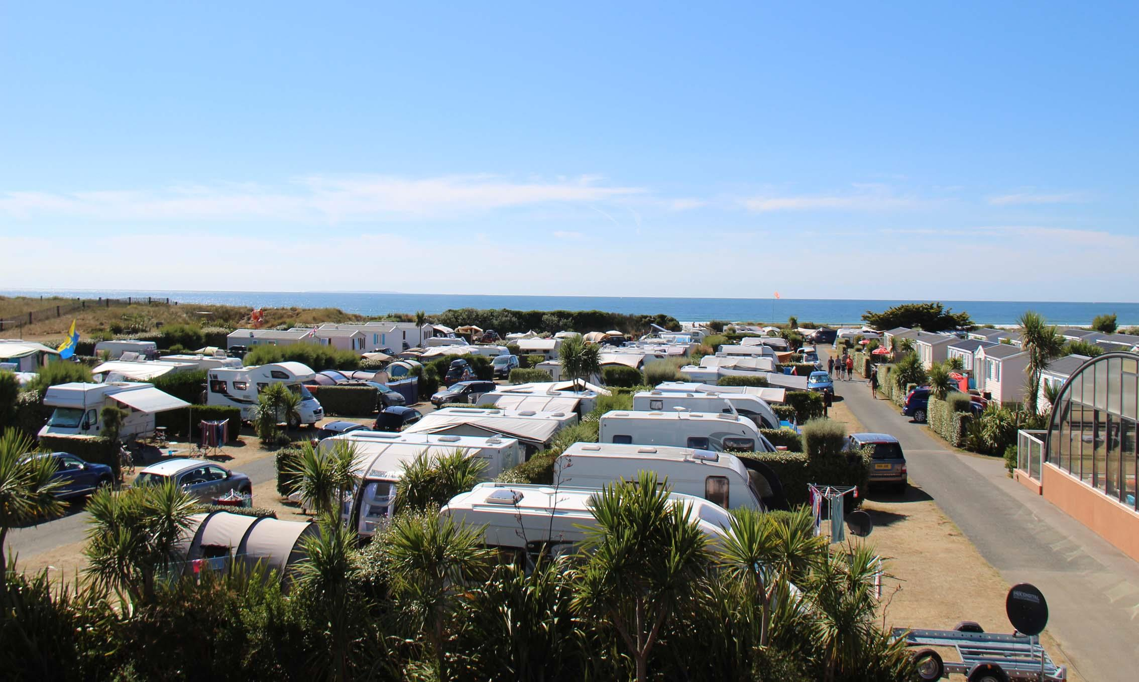 Emplacement - Emplacement - Camping Le Grand Large