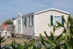 Rental - Mobile Home Cottage 2 bedrooms 30m² - Camping Le Grand Large