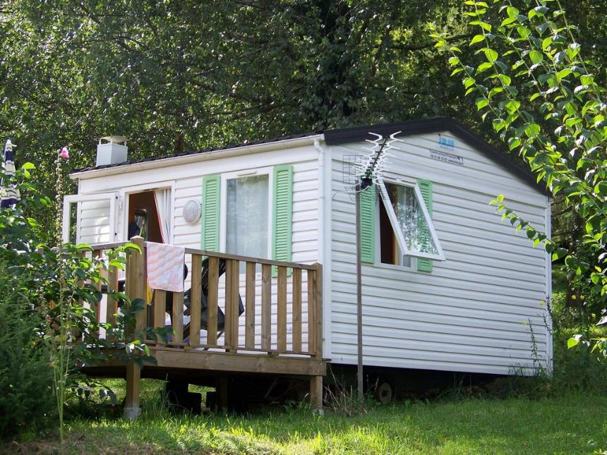 Rental - Mobile-Home - Camping Clair Matin