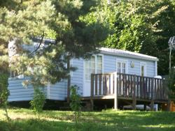 Location - Mobilhome Grand Large - Camping Clair Matin