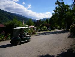 Wheelchair friendly Camping Clair Matin - Allevard-Les-Bains