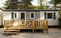 Locatifs - Mobil-Home / Terrasse - Camping Des Nations