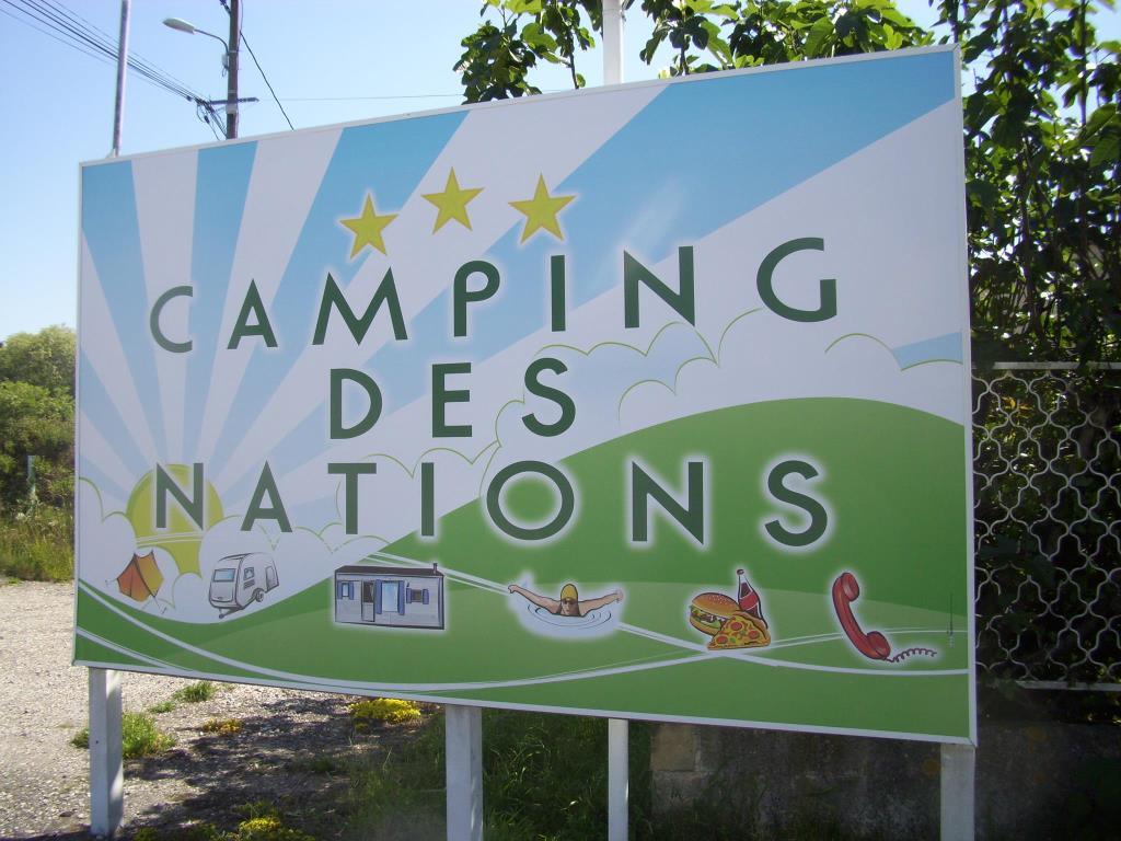 Camping Des Nations