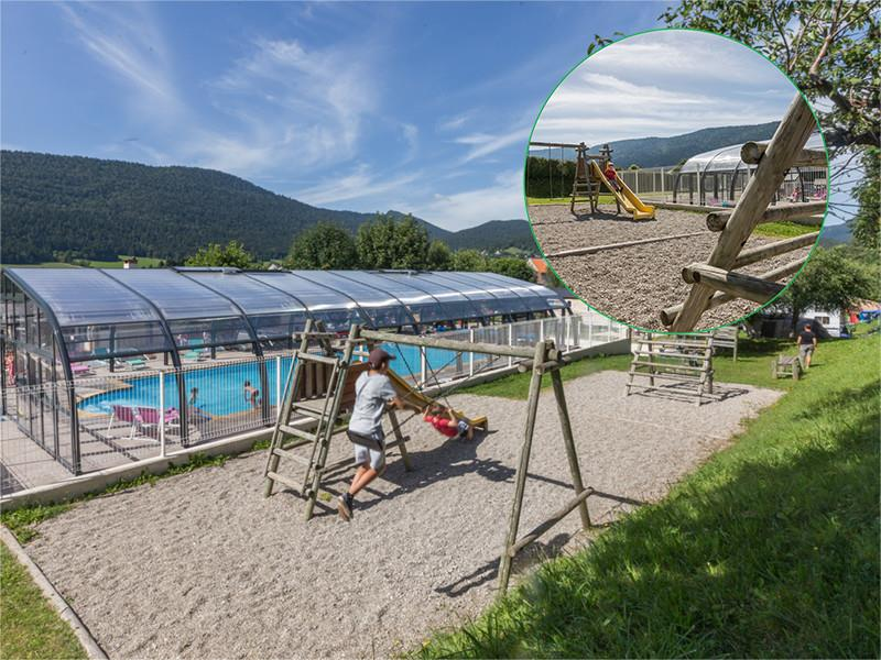 Leisure Activities Camping Le Vercors - AUTRANS