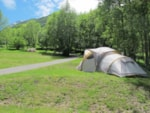 Pitch - Nature Package (1 tent, caravan or motorhome / 1 car) - Camping La Vacance Pène Blanche