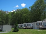 Rental - Mobile home 30m² 3 bedrooms - Camping La Vacance Pène Blanche