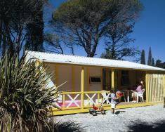 Accommodation - Big Chalet Per Night - Camping La Piscine