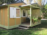Rental - Chalet   4 people sunday/sunday - Camping Le Colporteur