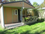 Rental - chalet 5 people - type A arrive  saturday/saturday - Camping Le Colporteur