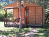 Rental - chalet 5 people- TYPE B / arrive saturday/saturday - 5 pers. - Camping Le Colporteur
