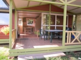 Rental - chalet 6 people  saturday/saturday - 3 separate bedrooms - Camping Le Colporteur