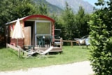 Rental - Gipsies car arrive  sunday/sunday (2 adults + 2 children) - Camping Le Colporteur
