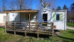 Accommodation - Mobilhome-28 - Camping L'Arc-en-Ciel