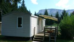 Accommodation - Mobilhome-14 - Camping L'Arc-en-Ciel
