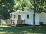 Rental - Mobil-Home 2 Chambres 4/5 Personnes - Camping Les Eydoches