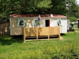 Rental - Mobil-Home 3 Chambres 6/7 Personnes - Camping Les Eydoches