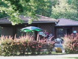 Mietunterkunft - Chalet 2 Chambres 4 Personnes - Camping Les Eydoches