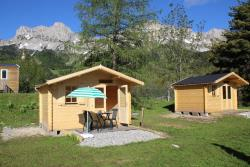 Accommodation - Mini-Chalet  Narcisse - Camping Les 4 Saisons