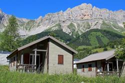 Accommodation - Chalet Marmotte - Camping Les 4 Saisons