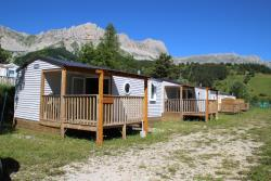 Accommodation - Mobilhome- Hermine - - Camping Les 4 Saisons