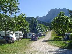 Establishment Camping Les 4 Saisons - Gresse-En-Vercors