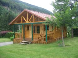 Accommodation - Chalet 35M² - Camping Neige et Nature