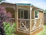 Rental - Mobile Home 25M² - Camping Neige et Nature