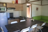 Rental - Cottage grand confort 3 bedrooms - Camping Le Champ Long