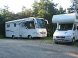 Pitch - Pitch tent or caravan + car - Camping Le Champ Long