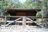 Rental - Chalet confort - Camping Le Champ Long