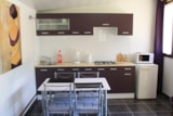 Rental - Chalet type STUDIO - Camping Le Champ Long