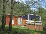 Rental - Chalet standard - Camping Le Champ Long