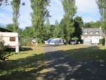 Piazzole - Piazzola Nature (tenda, roulotte, camper / 1 auto) - Flower Camping Les Capucines