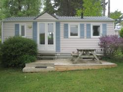 Mobile-home Eco 29m² (2 Bedrooms) + terrasse