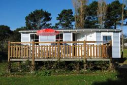 Mobile-Home Premium 33M² (2 Bedrooms) + Terrasse