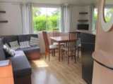 Rental - Mobile-home Confort+ 33m² (2 Bedrooms) + terrasse - Flower Camping Les Capucines