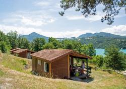Location - Chalet Alizé 29.60M² - Camping de Savel