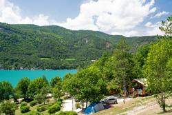 Etablissement Camping De Savel - Mayres-Savel