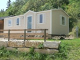 Rental - Mobil-Home 3 Bedrooms 2011 - Camping Les Eymes