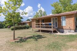 Accommodation - Chalet 33 M² - 2 Bedrooms - Camping Pré Rolland