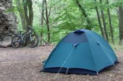 Pitch - Pitch 1 Night Special Hiker (1 Person, 1 Tent, 1 Bike Or 1 Motorbike) Without Electricity. Arrival From 2 P.M. To 7 P.M. Departure Before 10 A.M. - Camping Pré Rolland
