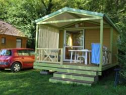 Location - Chalet Anemone (Tonga) - Camping Le Balcon De Chartreuse