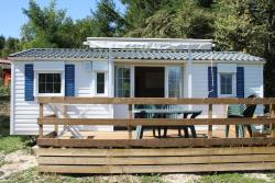 Location - Mobile Home Noisette - Camping Le Balcon De Chartreuse